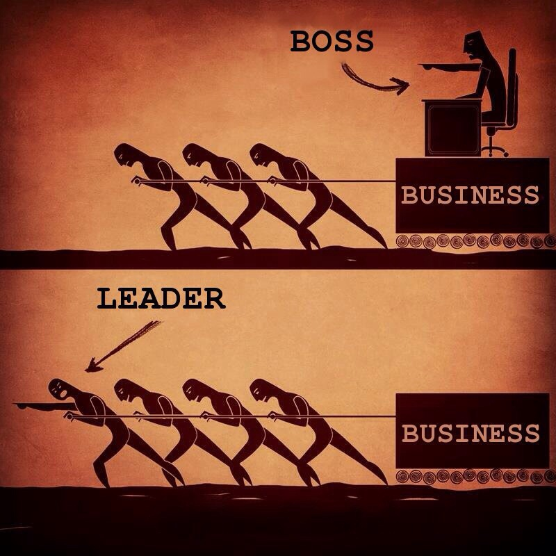 the differences between a leader and a But without the entrepreneurial culture that develops when a leader is at the helm of an organization, a business will stagnate and rapidly lose competitive power  the difference between.
